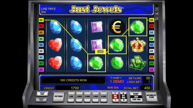 игровой автомат Just Jewels 5
