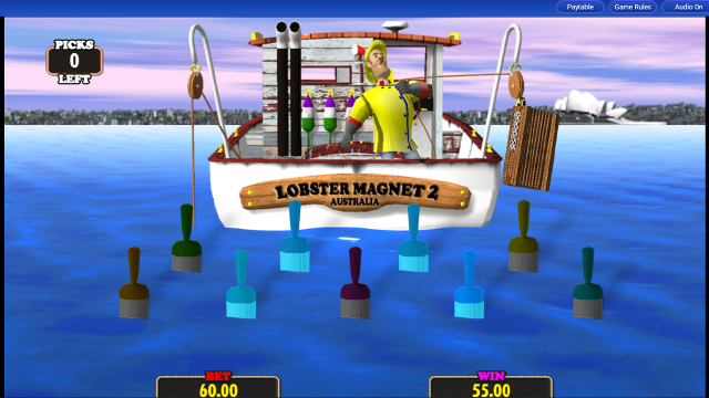 онлайн аппарат Lucky Larry's Lobstermania 2 17