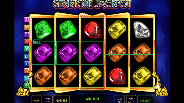 игровой автомат Gemstone Jackpot 1