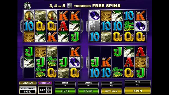 популярный слот Mega Spins Break Da Bank Again 10