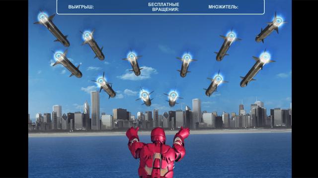 игровой автомат Iron Man 5