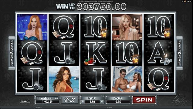 игровой автомат Playboy 9