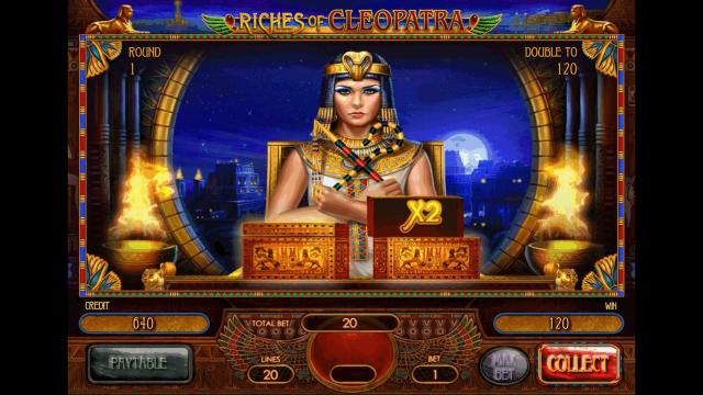 популярный слот Riches Of Cleopatra 7