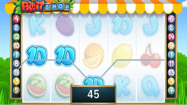 игровой автомат Fruit Shop 7