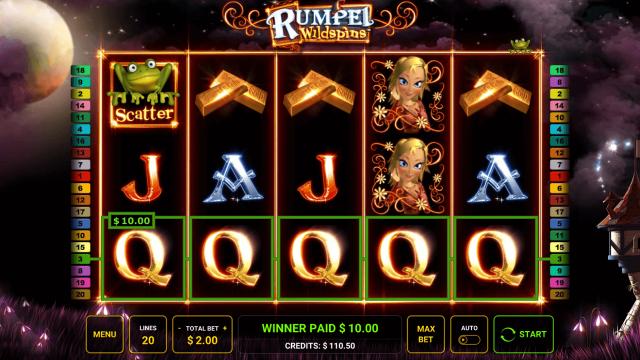 игровой автомат Rumpel Wildspins 9