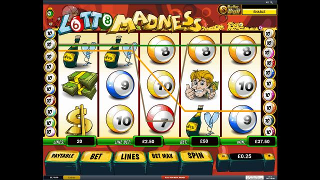 популярный слот Lotto Madness 7