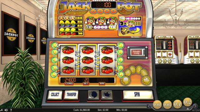 онлайн аппарат Jackpot 6000 6