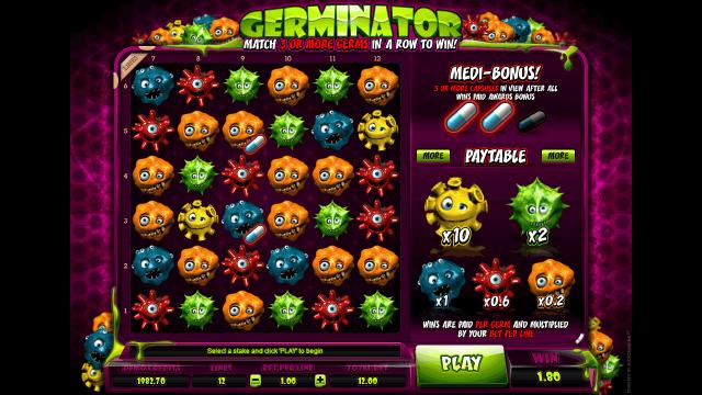 игровой автомат Germinator 7
