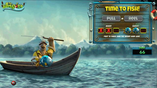 игровой автомат The Angler 2