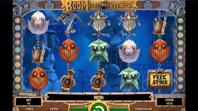 онлайн аппарат Boom Brothers 3