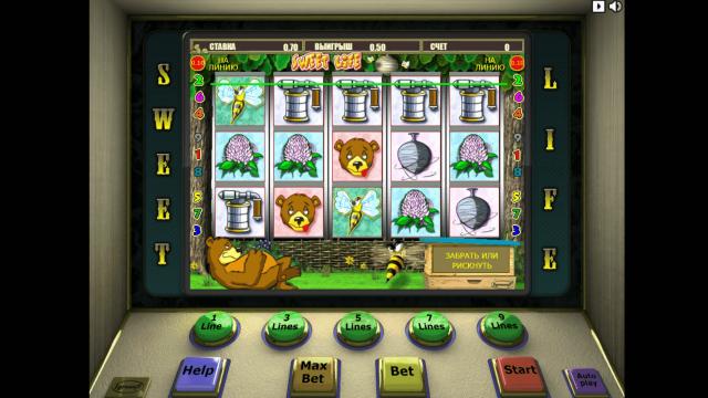 игровой автомат Sweet Life 10