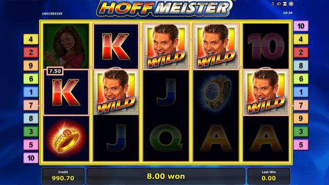 онлайн аппарат Hoffmeister 7