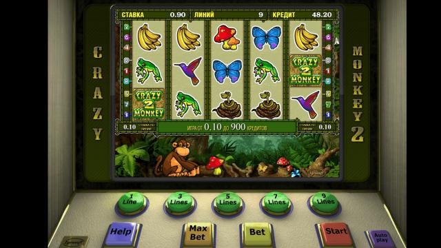 игровой автомат Crazy Monkey 2 9