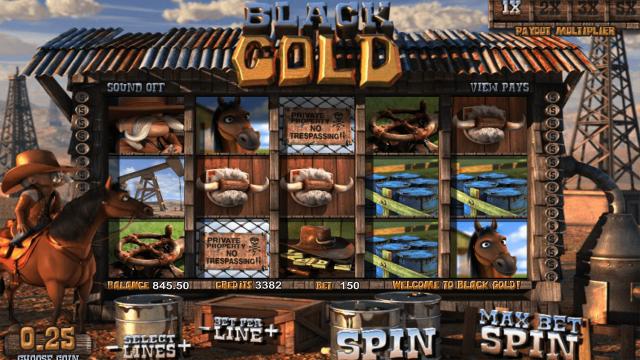 онлайн аппарат Black Gold 6