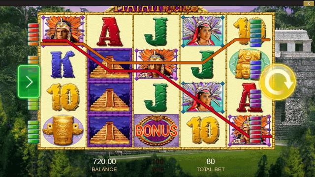 игровой автомат Mayan Riches 2