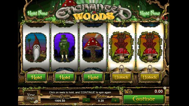 игровой автомат Enchanted Woods 4