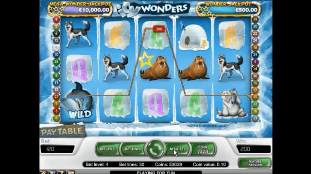 онлайн аппарат Icy Wonders 6
