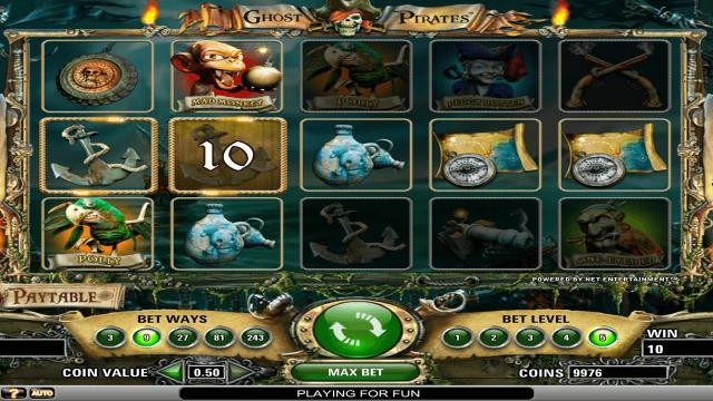 онлайн аппарат Ghost Pirates 8