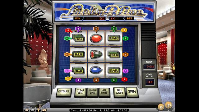 игровой автомат Lucky 8 Line 10