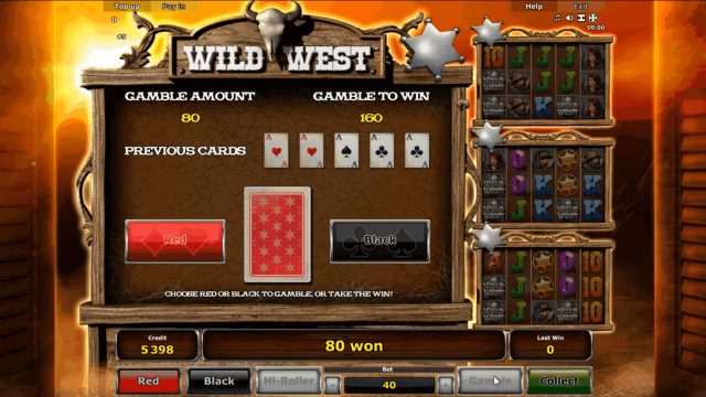 игровой автомат Wild West 7