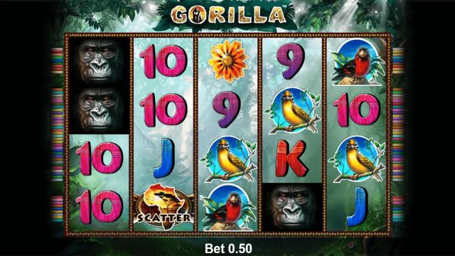 игровой автомат Gorilla 4