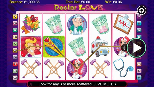 популярный слот Doctor Love 4