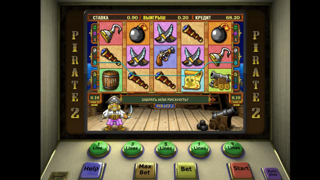 игровой автомат Pirate 2 9