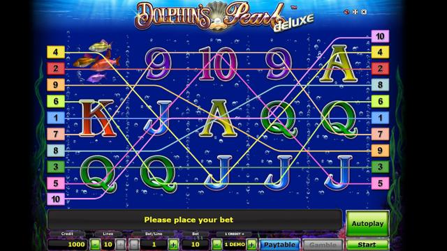 онлайн аппарат Dolphin's Pearl Deluxe 3