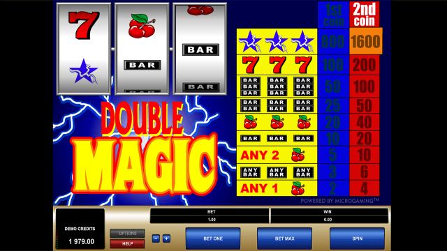 популярный слот Double Magic 6