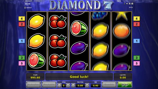 онлайн аппарат Diamond 7 2