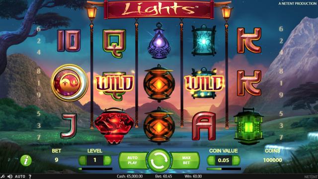 онлайн аппарат Lights 6
