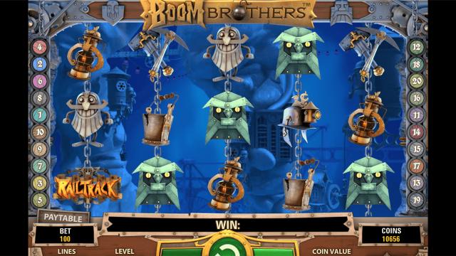 онлайн аппарат Boom Brothers 10