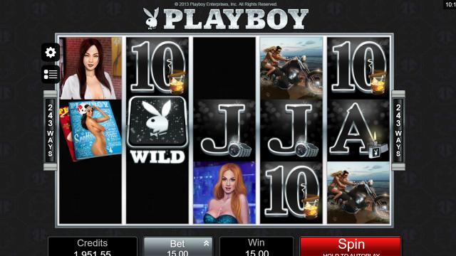 онлайн аппарат Playboy 19