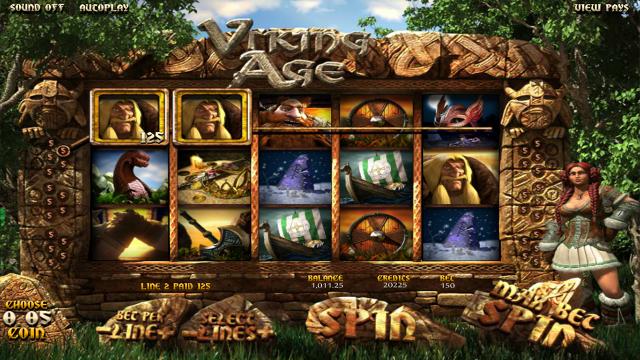 онлайн аппарат Viking Age 6