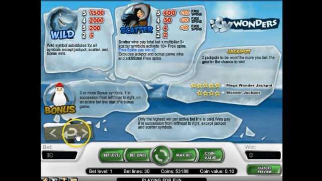онлайн аппарат Icy Wonders 2