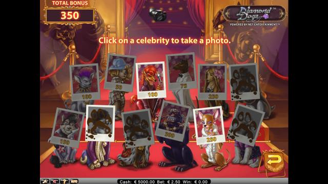 игровой автомат Diamond Dogs 2