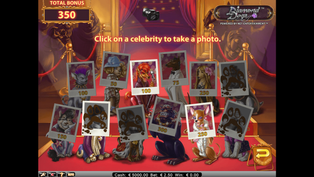 популярный слот Diamond Dogs 2