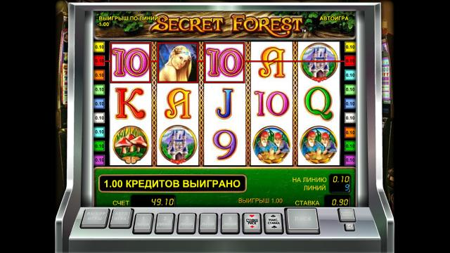 популярный слот Secret Forest 6