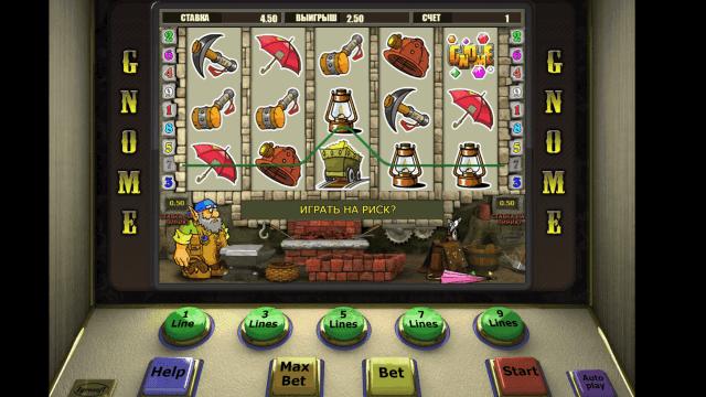 игровой автомат Gnome 3