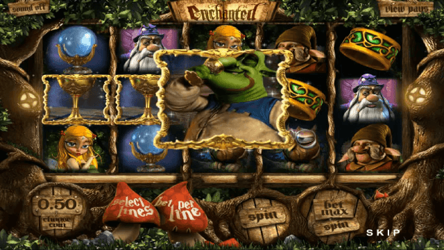 популярный слот Enchanted 2