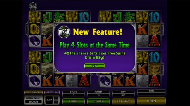 игровой автомат Mega Spins Break Da Bank Again 1
