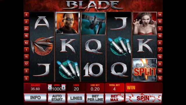 игровой автомат Blade 8