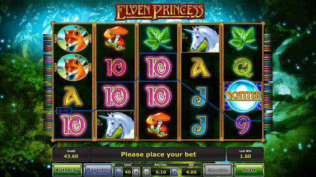популярный слот Elven Princess 7