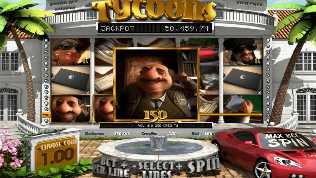 онлайн аппарат Tycoons 8