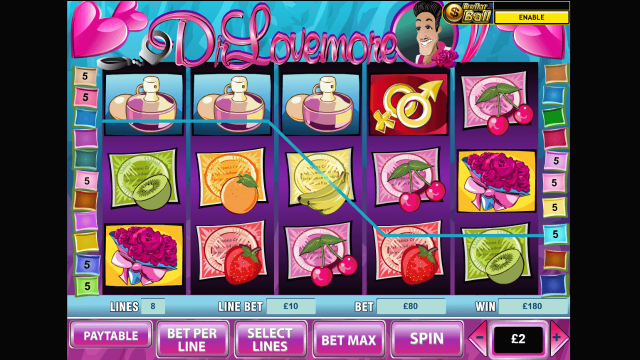 игровой автомат Dr Lovemore 4