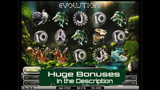 игровой автомат Evolution 1