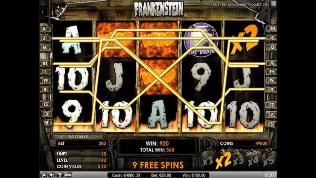 игровой автомат Frankenstein 1