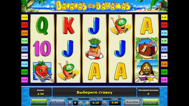 игровой автомат Bananas Go Bahamas 5