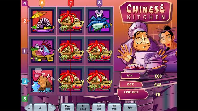 игровой автомат Chinese Kitchen 5