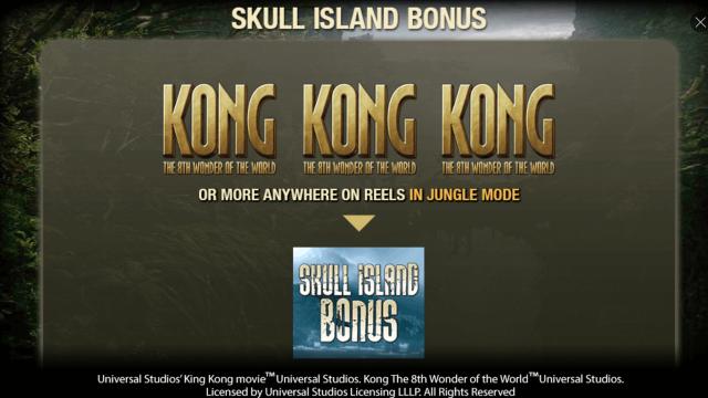 игровой автомат King Kong 9